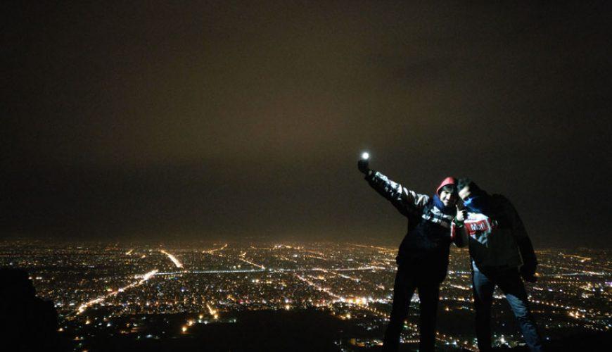 Soffeh Mountain- Isfahan - Iran Budget Tour | TAP Persia