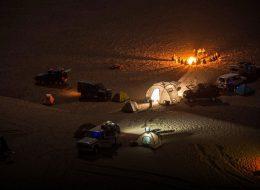 Varzaneh Desert camping - Iran Budget Tour | TAP Persia