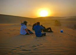 Varzaneh Desert - Isfahan - Iran Budget Tour | TAP Persia