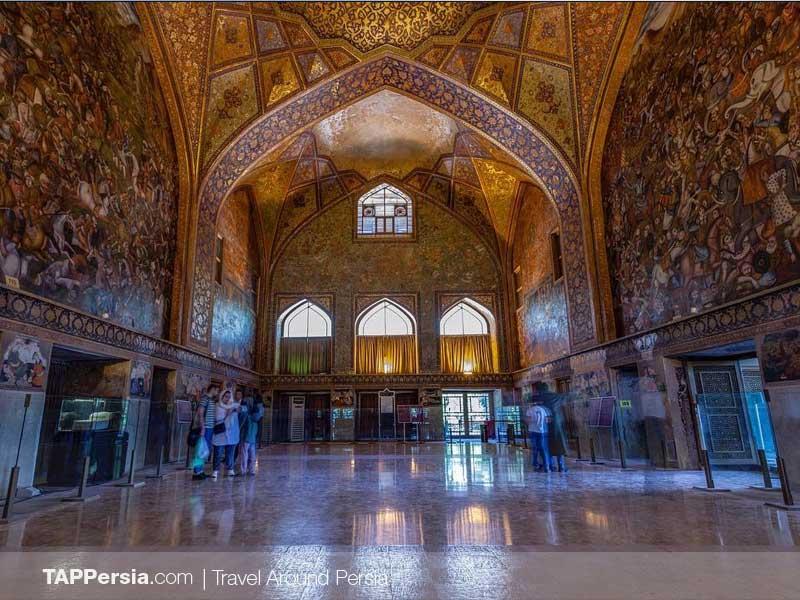 Chehel Sotoun Palace - Isfahan