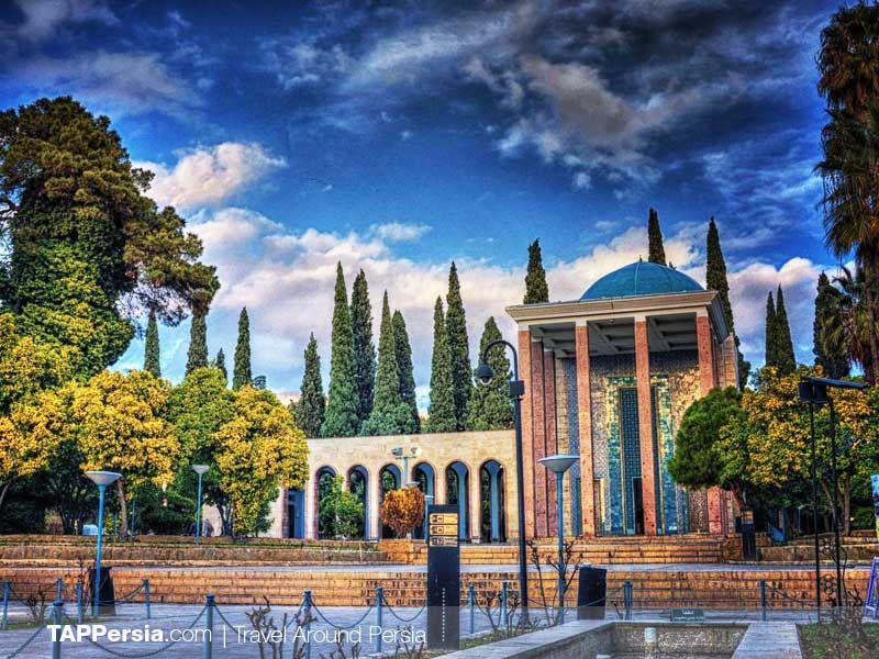 Saadi Tomb - Shiraz