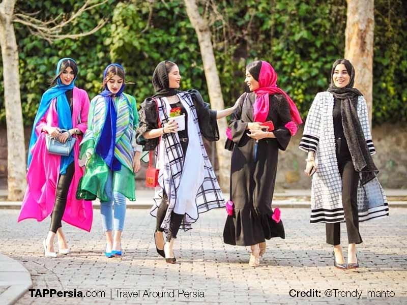 Iran Dress Code - Iran Travel Tips - Tap Persia