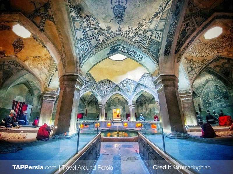 Vakil Bathhouse - Shiraz