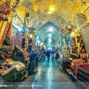 Vakil-Bazaar-Shiraz-TAPPersia