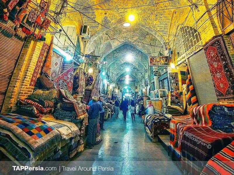 Vakil Bazaar - Shiraz