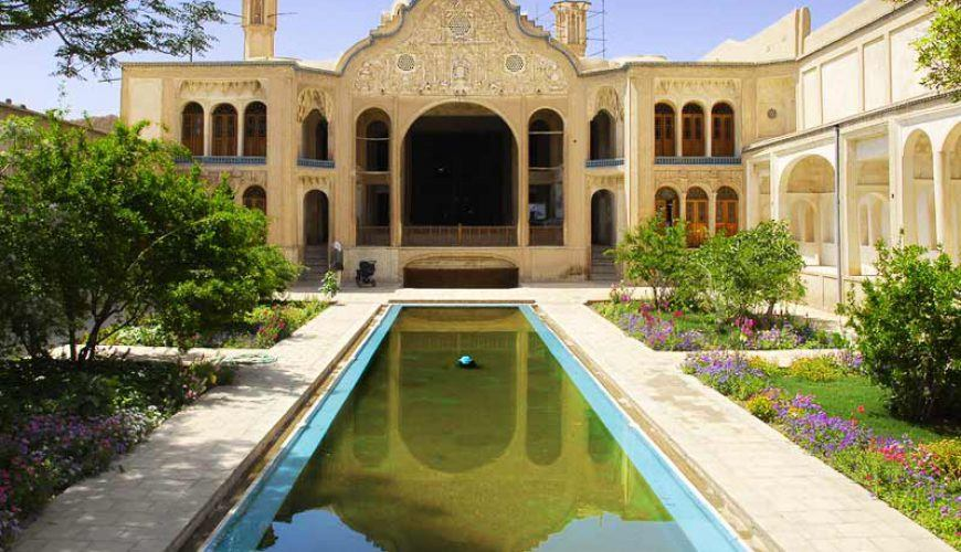 Borujerdi House - Kashan Top Attractions - TAP Persia