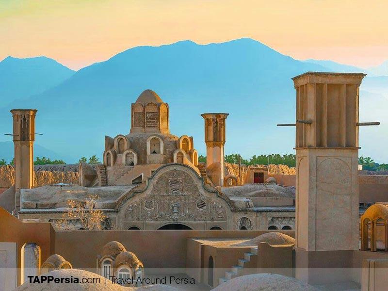 Borujerdi House - Kashan Top Attractions - TAP Persia