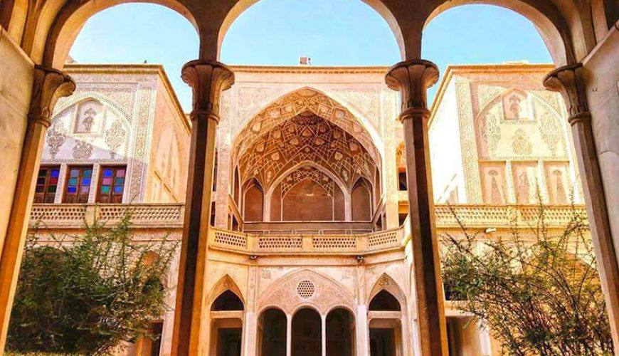 Abbasian House - A Historical House in Kashan