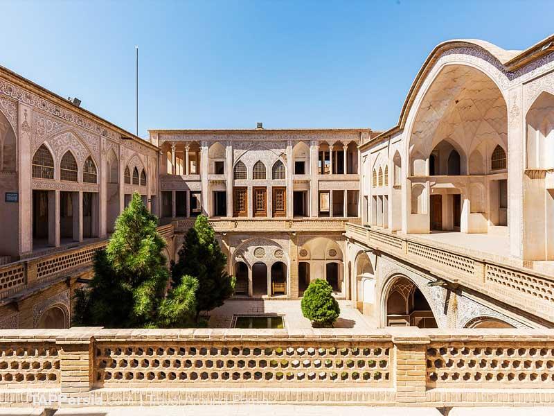 Abbasian House - Kashan