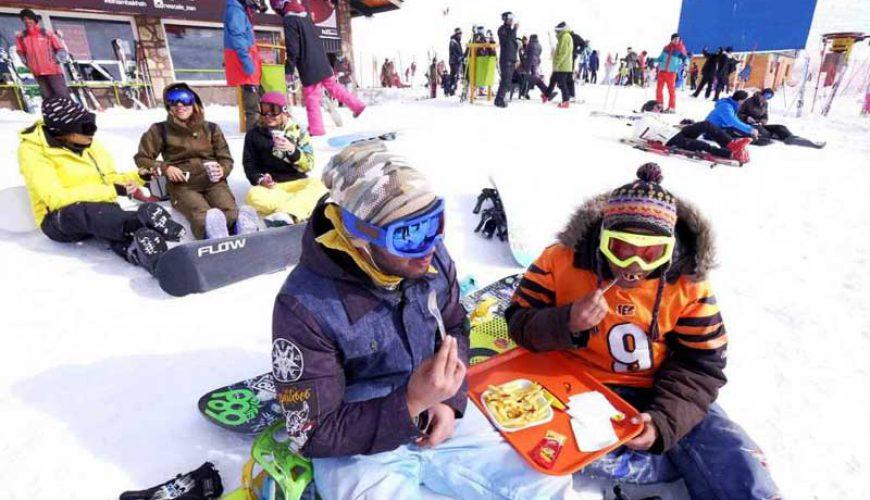 Dizin Ski Resort - Tehran