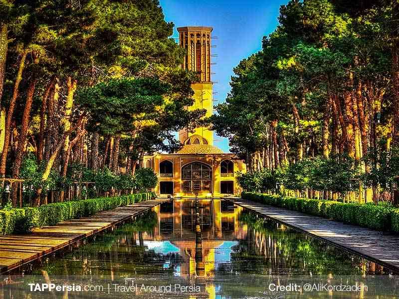 DolatAbad-Yazd-TAP Persia