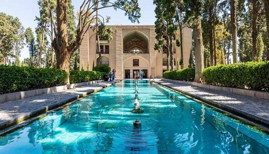Fin Garden - Kashan Iran Budget Tour | TAP Persia