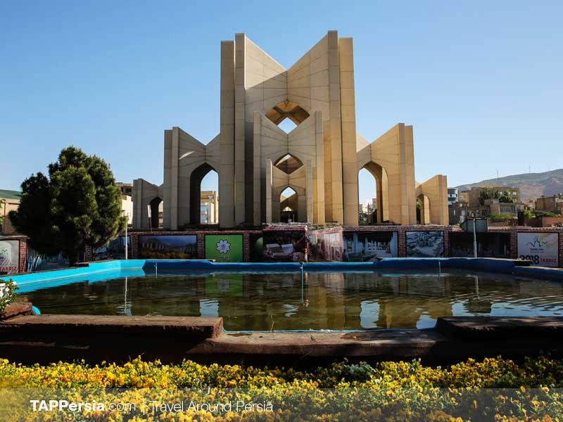 Maqbaratoshoara - Tomb of Poets - Tabriz
