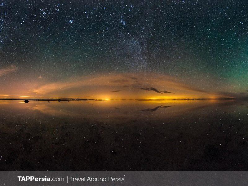 magnificent nights at Maranjab Desert