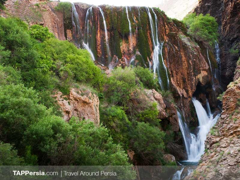 Niasar Waterfall - Kashan