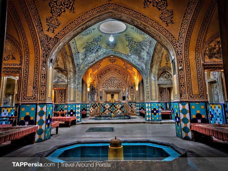 Sultan Amir Ahmad Bathhouse - Kashan