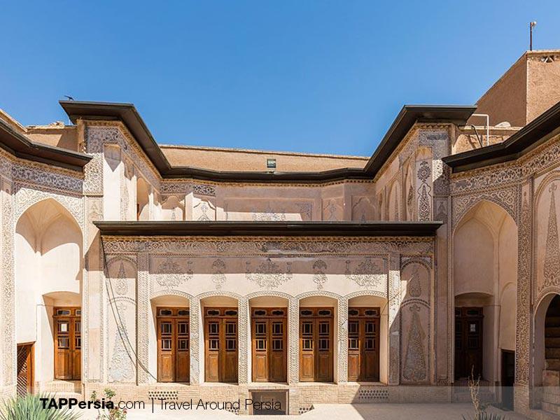 Tabatabaei House in Kashan (1)