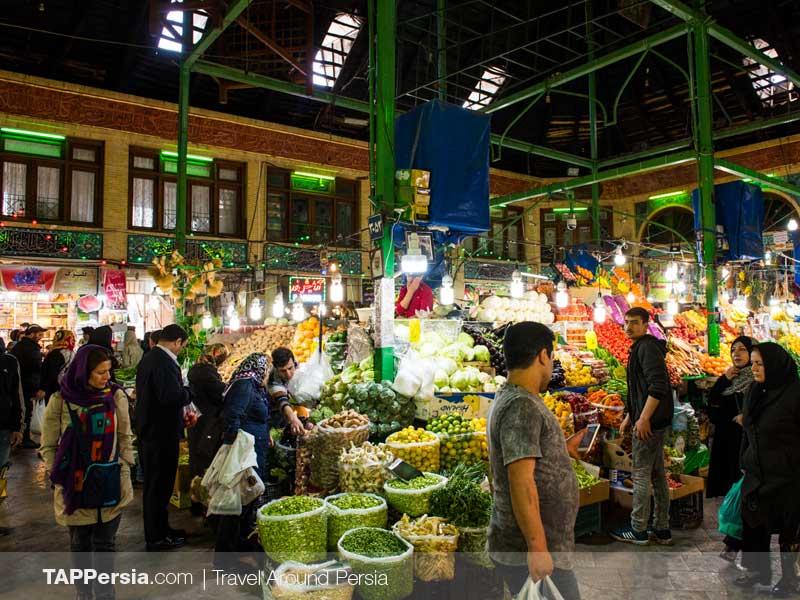 Tajrish Bazaar - Tehran