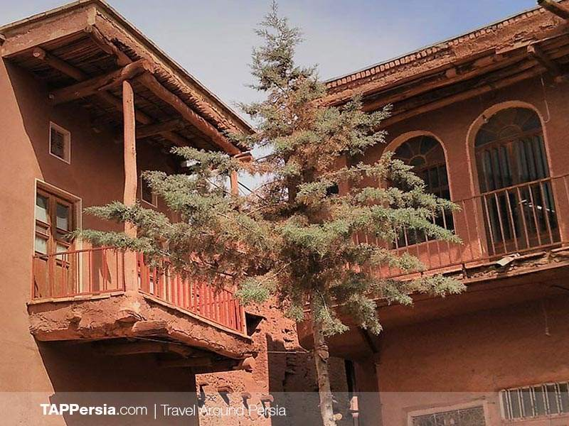 Abyaneh - A Village in red
