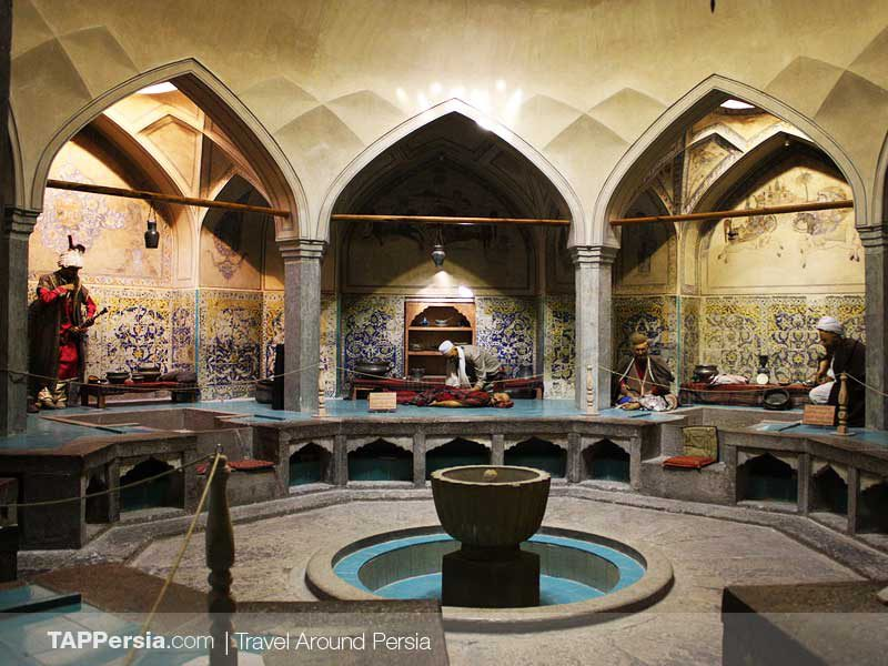 Ali Gholi Agha Hammam - Isfahan