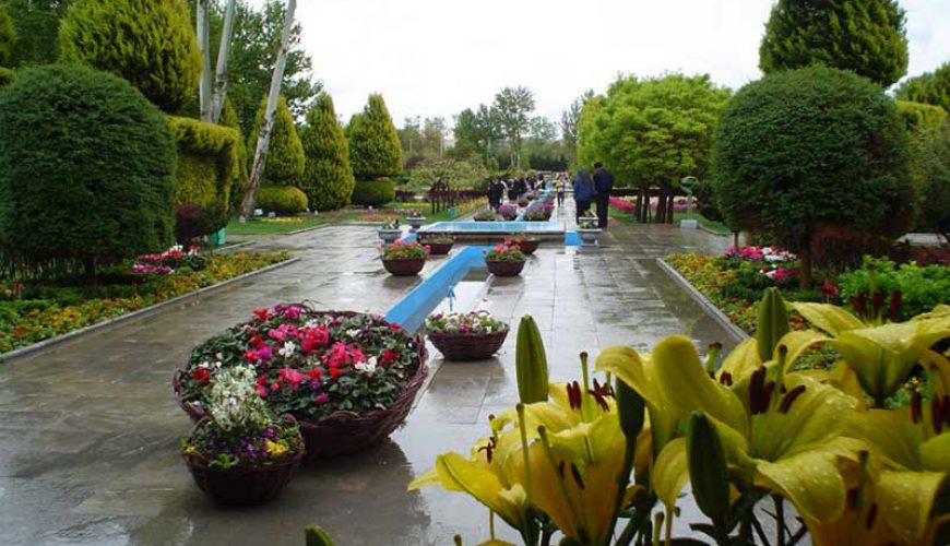 Flowers Garden - Isfahan - TAP Persia