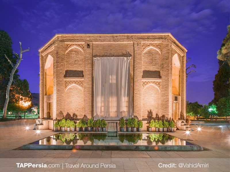 Haft Tanan Garden Iran TAP Persia