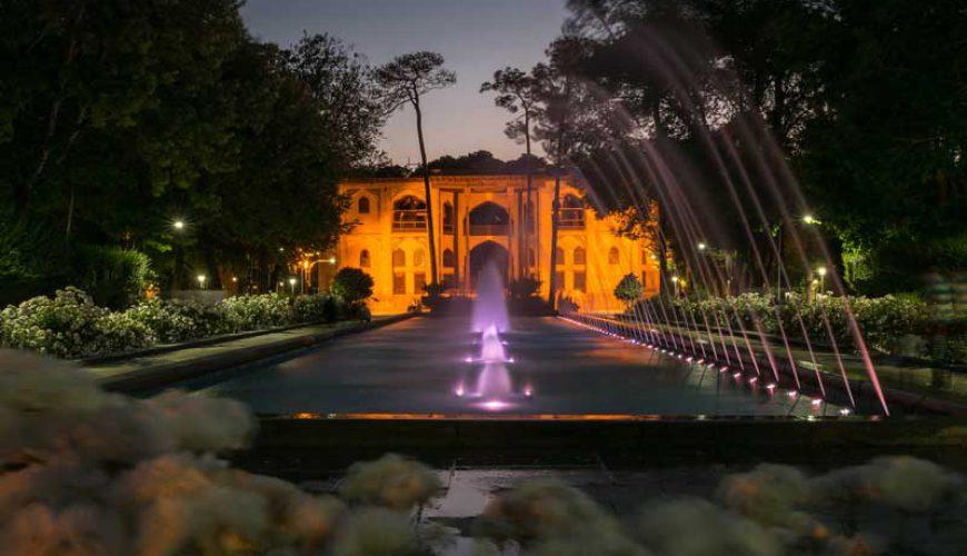 Hasht Behesht Palace - Isfahan