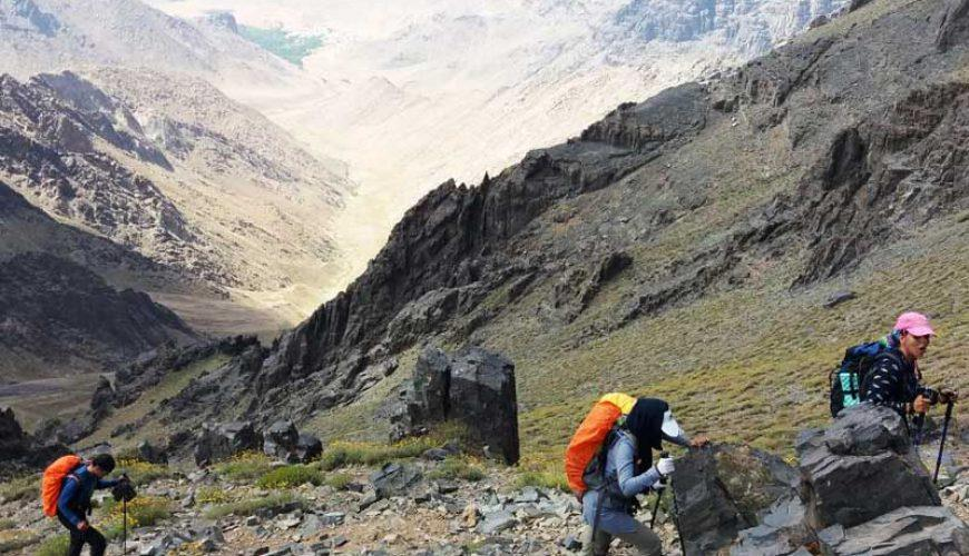 Karkas Mountain - Isfahan - TAP Persia