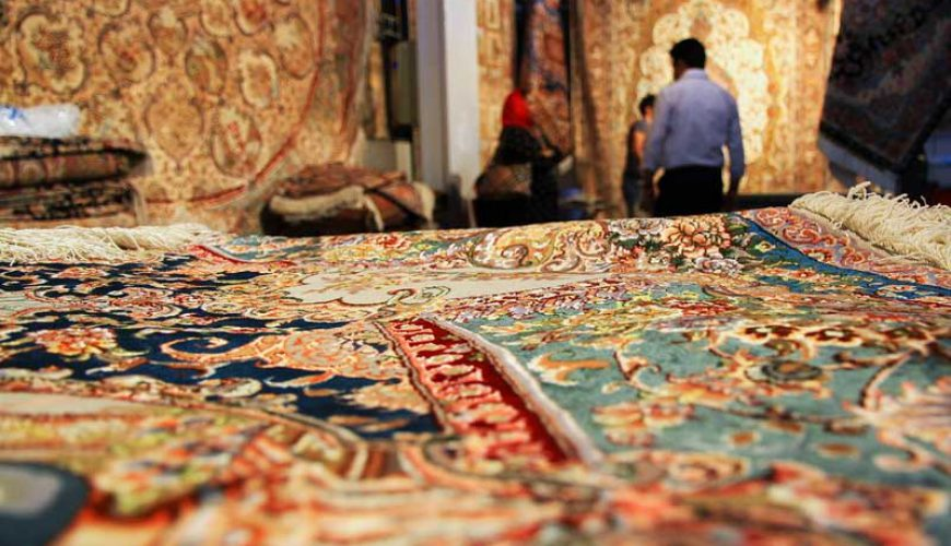 Kashan Carpet