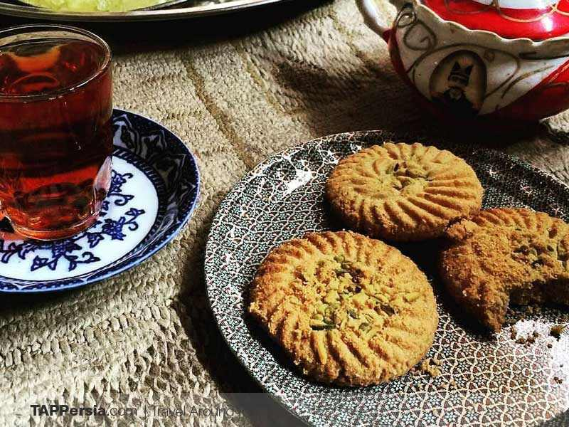 Kashan Cookie