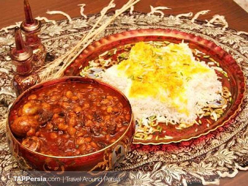 Khoresht Nokhod Alleh - Kashan
