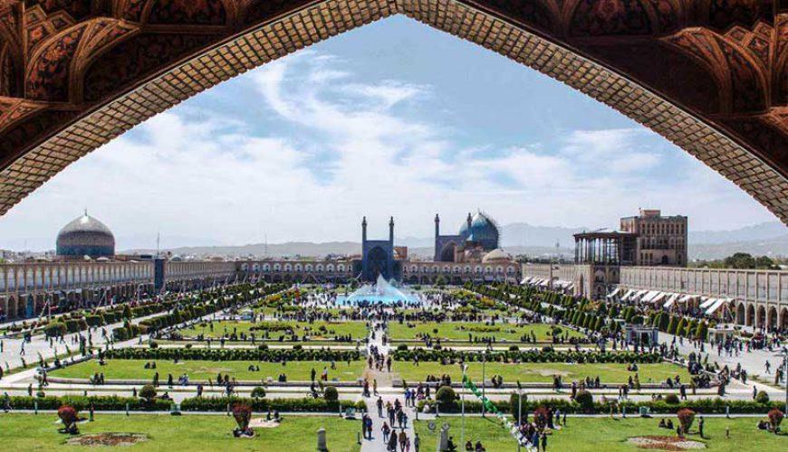 Naqsh-e Jahan Square-Isfahan