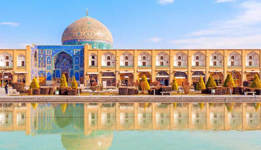 Sheikh Lotfollah Mosque -Isfahan