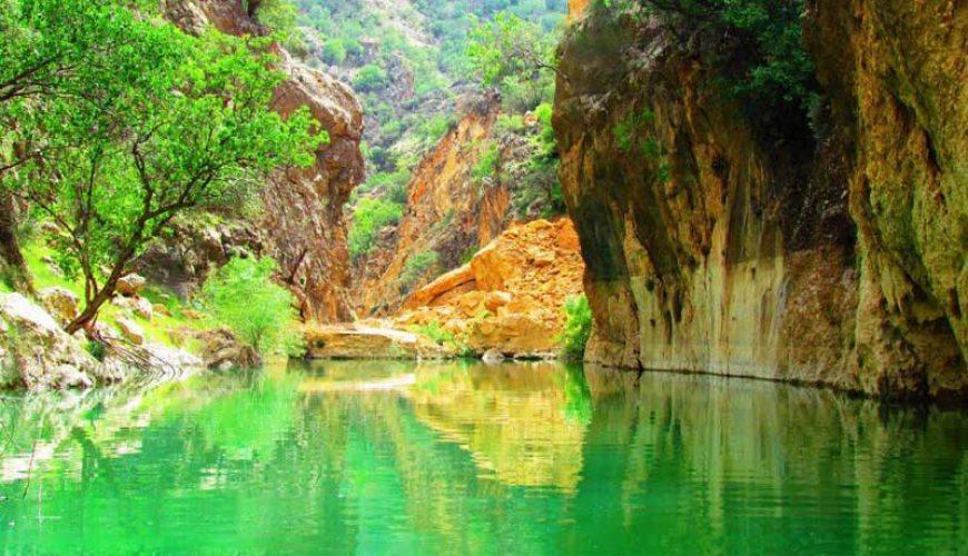 Tangeh Dom-e Asb - Shiraz