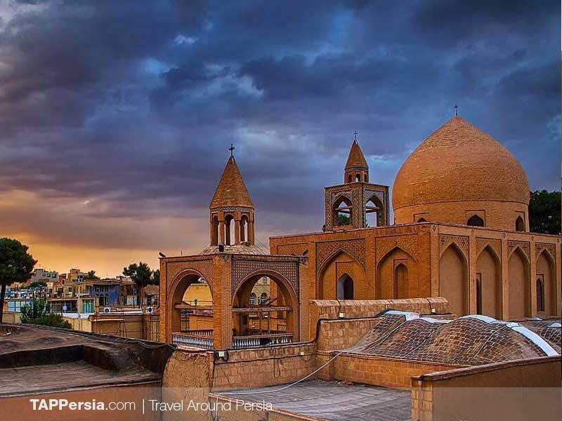 Vank Cathedral - Isfahan Top Attractions - TAP Persia