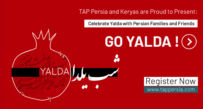 Yalda 2018 - Celebration -TAP Persia