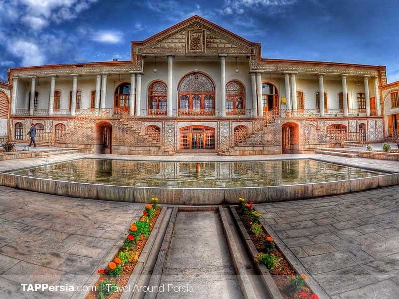Tabriz - The City of Pioneers