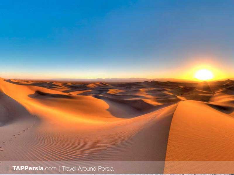 Bafgh Desert - Yazd
