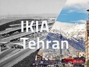 IKIA to Tehran tappersia