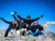 Karkas Mountain - Iran Budget Tour   TAP Persia