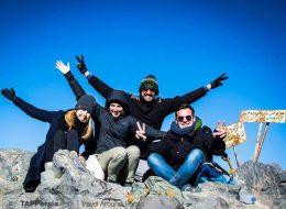 Karkas Mountain - Iran Budget Tour | TAP Persia