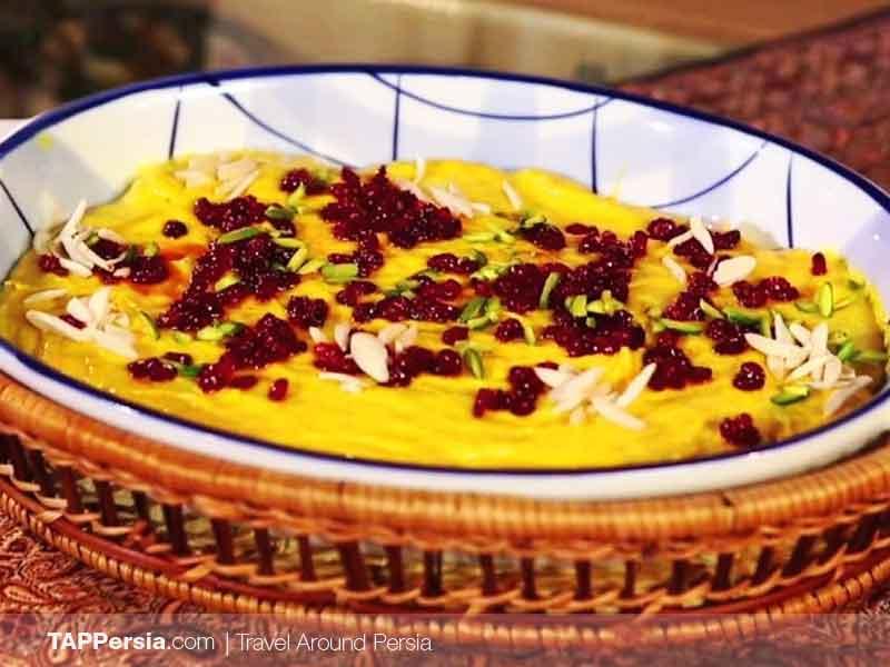 Khoresh Mast-Yogurt Stew-Isfahan