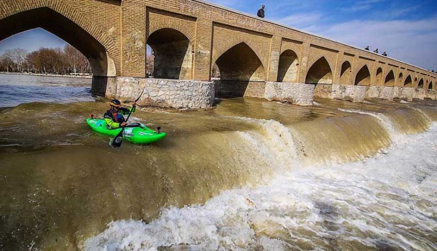 Marnan Bridge - Isfahan Top Attractions - TAP Persia