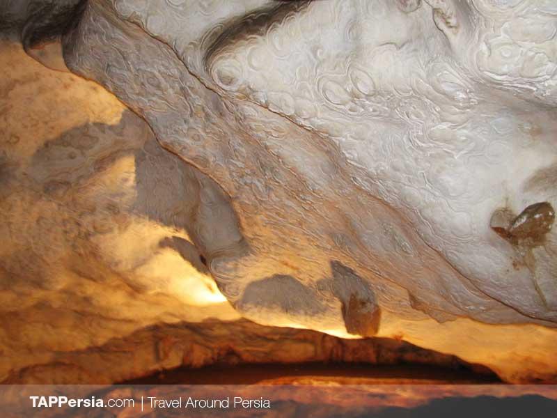 Nabati Cave - Yazd