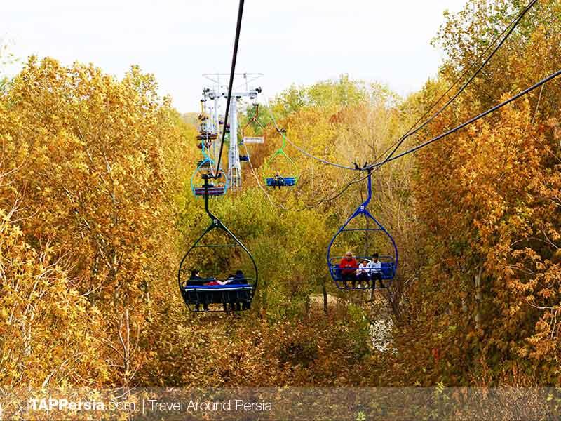 Nazhvan Forest Park - Isfahan