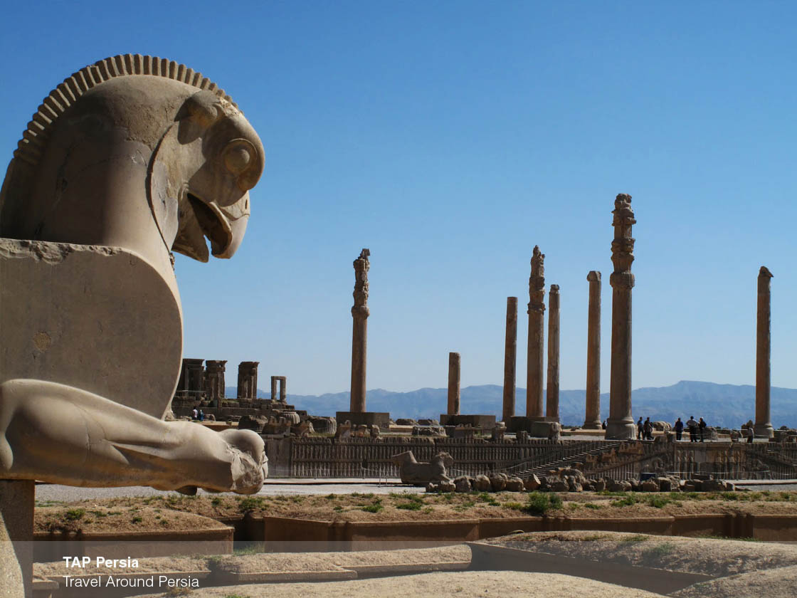 Persepolis And Necropolis Tour Shiraz Tours Tap Persia