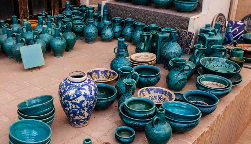 Pottery and Ceramics - Yazd