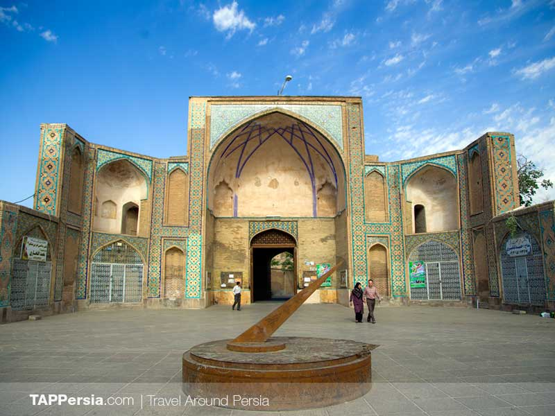Qazvin - The Calligraphy Capital of Iran