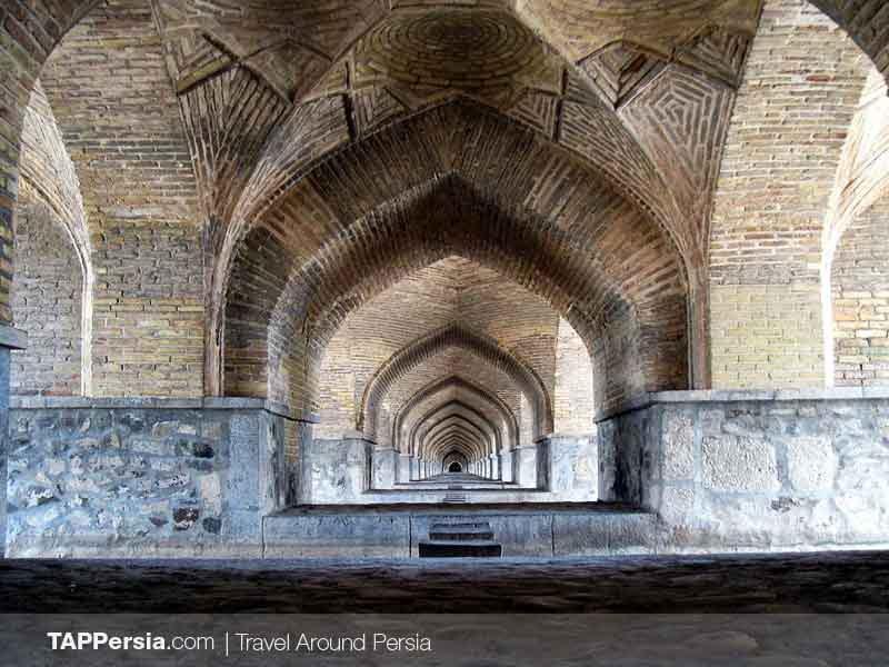 Sio se pol Bridge - Isfahan