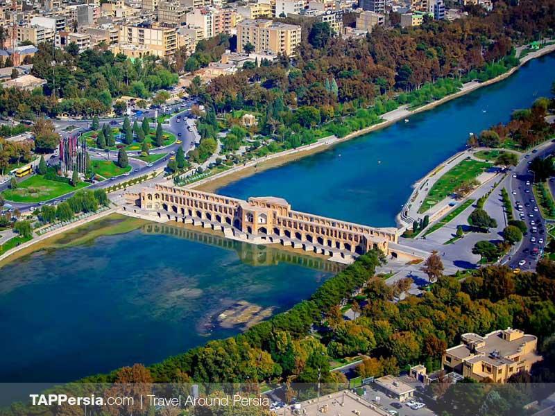 Zayandeh Rud River - Isfahan - TAP Persia